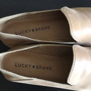 Lucky Brand Shoes - Lucky Brand Cahill Leather Dress Flats Women 6.5